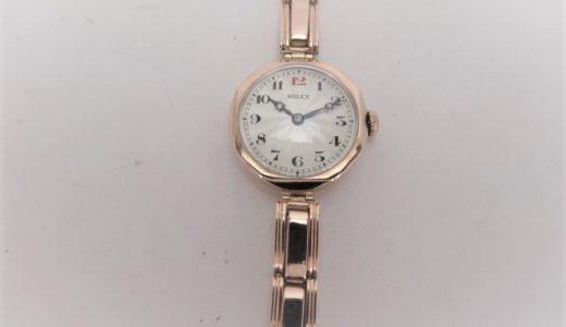 ロレックス アンティーク手巻き腕時計K9 レディース山梨県 買取 スマイルワールド石和店