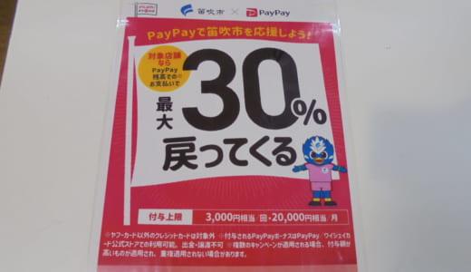 Pay Pay30%戻ってくる❣❣ 間もなく終了!! 今が最後のチャンス!!